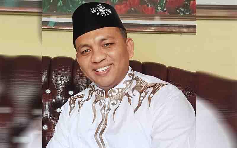 Gus Masud PCNU Lumajang NU Ketua
