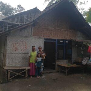 NU Care Ranting Pandansari Rampungkan Pembangunan Rumah Ibu Sumartini