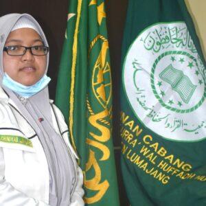 Utusan JQHNU Lumajang Raih Juara Pertama Tilawah Putri MTQ Kapolda Cup