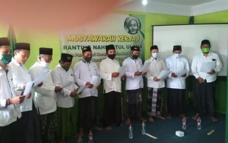 PCNU Lumajang Ranting Harus Bangun Desa Berbasis Keeunggulan Lokal 01