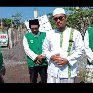 UPZISNU Tempeh Lor Bantu Pembangunan Pesantren As-Sayyidah Fatimah
